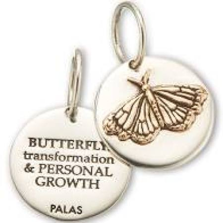Palas Butterfly Charm