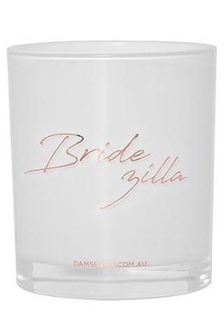 Damselfly Candle Bridezilla